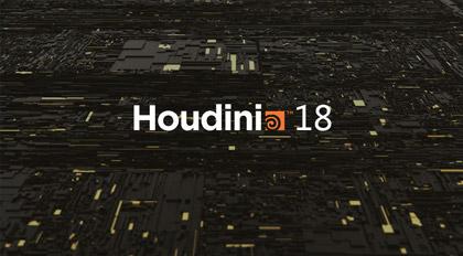 Houdini 18 零基础快速入门实战教学