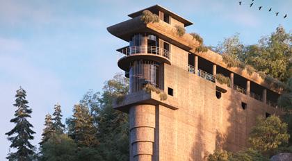 3dsMax超写实建筑场景全流程教学