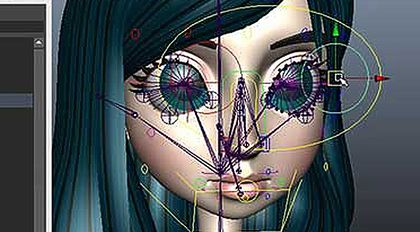 Maya绑定技术精解教程 中级篇 角色表情绑定