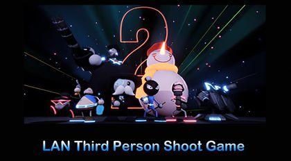 UE4局域网第三人称射击游戏-第二部-游戏机制的制作