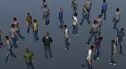 电影级群集动画软件Massive中级教学