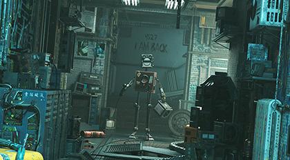 《NO.9527》3dsmax高精度场景制作案例教程-材质渲染篇