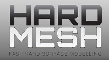 Hardmesh插件基础免费教程
