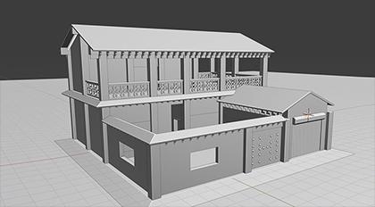 Blender2.9精确建模基础