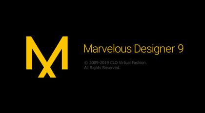 Marvelous Designer 9 新功能尝鲜直播