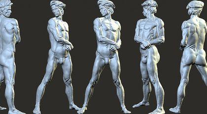 太极讲人体:顶级超写实影视角色造型秘籍公开课