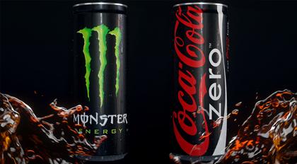 C4d广告级可口可乐动画实例教学
