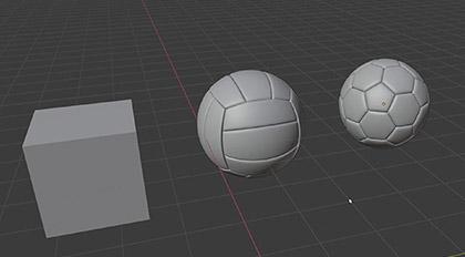 Blender 2.9修改器详解—生成篇