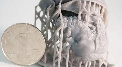 ABOUTCG功夫会第三期:3D打印软件,设备和处理流程的探秘公开课