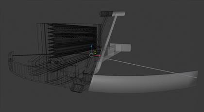 Blender2.8诸葛连弩动画案例教程
