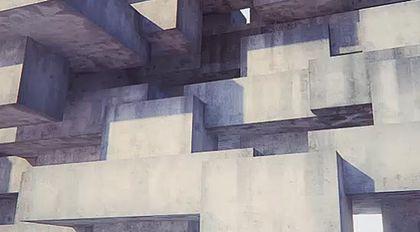 Vray渲染器实用技巧-混凝土程序纹理