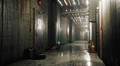 UE4模块化场景案例:恐怖走廊