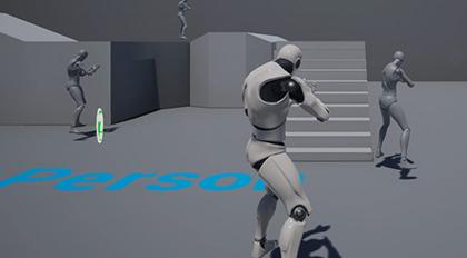 Unreal Engine 4敌方单位自动锁定案例教学