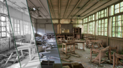 UE4零基础废墟教室场景全流程教学(超级会员礼包)