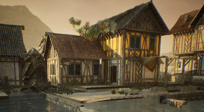 Unreal Engine 4高级材质技巧教学