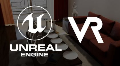 UE4虚幻引擎VR虚拟现实样板房高级交互制作教学