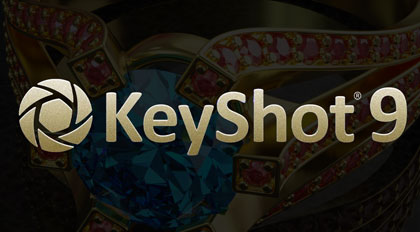 Keyshot9入门及实战案例教学(超级会员49元)