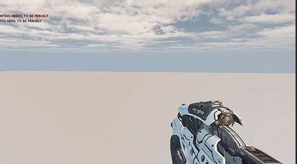 虚幻引擎脚本中级教学-1 为角色添加武器