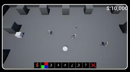 在UE当中制作塔防游戏模板完全教学