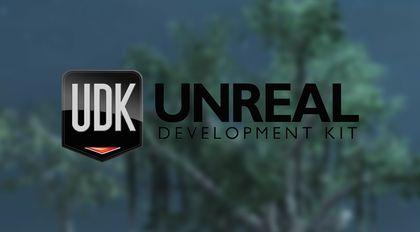 UDK景观系统模块初级教学