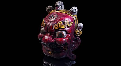佛像面具超写实Mari贴图进阶宝典