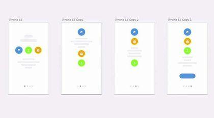 动态原型工具Principle在UI设计中的应用