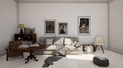 Vray For Unreal 案例流程教学