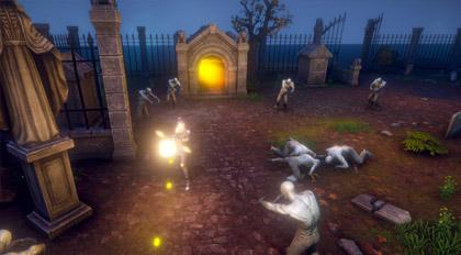 零代码制作Unity3D僵尸大战游戏案例教学