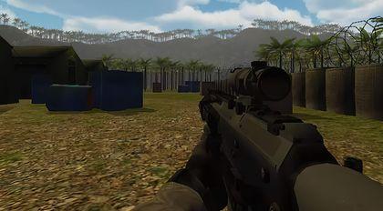 Unity3D射击游戏案例实战教学