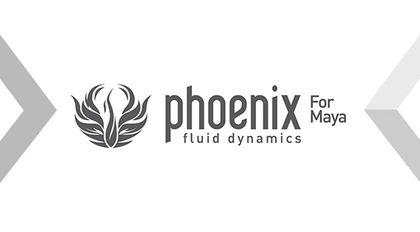 Phoenix FD 3.x-4.x for MAYA 2018影视广告流体特效完全教程水体篇