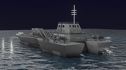 Blender2.92高精度战列舰 模型制作流程教学