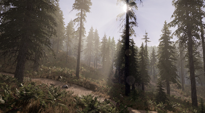 Unreal Engine 4开放世界地形搭建全流程教学
