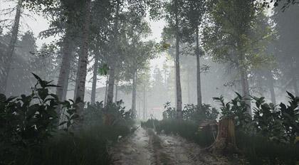 Unreal Engine4写实场景搭建及气氛渲染教学