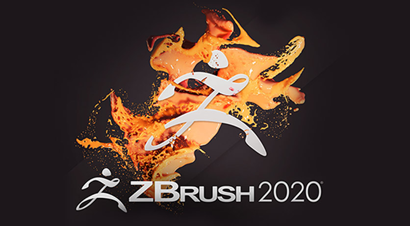 ZBrush 2020新功能尝鲜直播