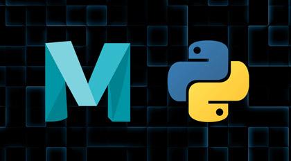 Python for maya自动权重计算案例教学