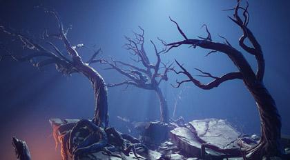 游戏树木的模块化制作方法与技巧
