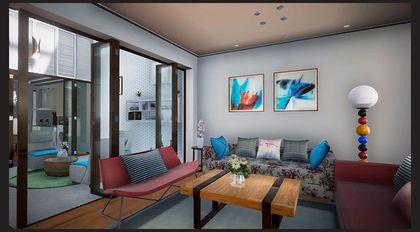 UE4虚幻引擎可视化VR实例3dsMax全流程初级教学