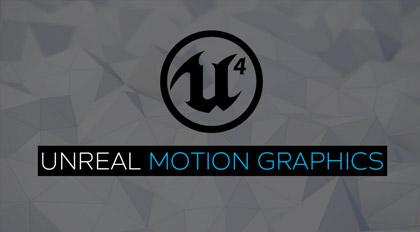 Unreal Engine 4 UMG核心功能教学