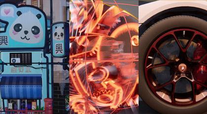 Unreal Engine 4(Unreal_Studio)产品设计/展示 流程 VOL1