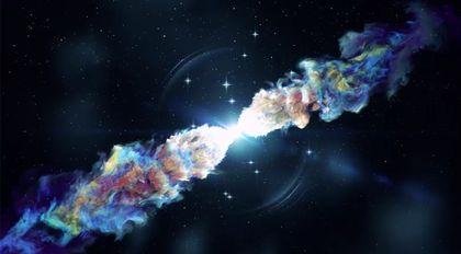 Cinema 4D TFD和X-Particle星云案例实战教程