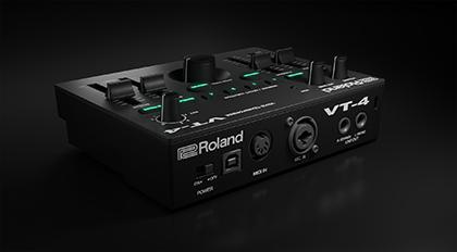 Blender2.92电商实战案例之罗兰VT4声卡